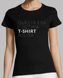 T-shirt Pulita