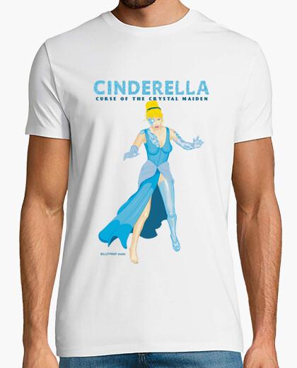 T-shirt pulp princess - cinderella