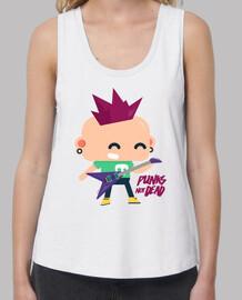 t-shirt punk not morta