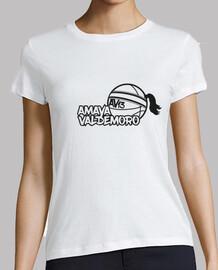 t-shirt qualità premium amaya valdemoro nbn23