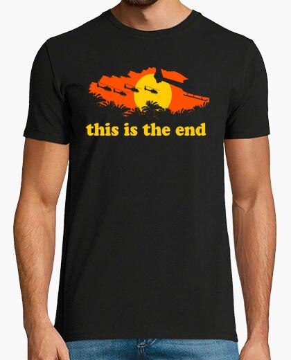 T-shirt questa è la fine