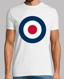 t-shirt raf royal air force mod.10