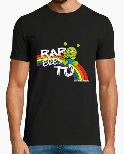 T-shirt raramente sei