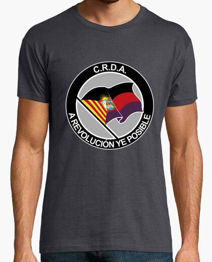 T-shirt rechional consello desfensa daragon