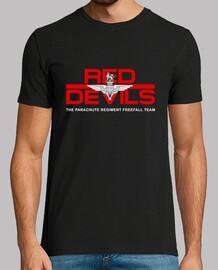 t-shirt red devils mod.1