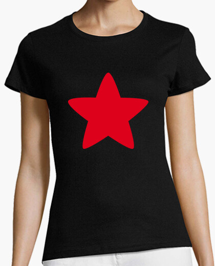T-shirt red stella