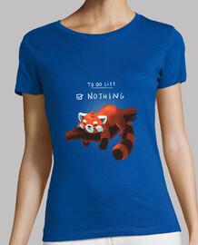 t-shirt réseau panda days w