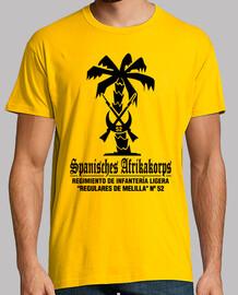t-shirt ril afrikakorps melilla52 mod.1