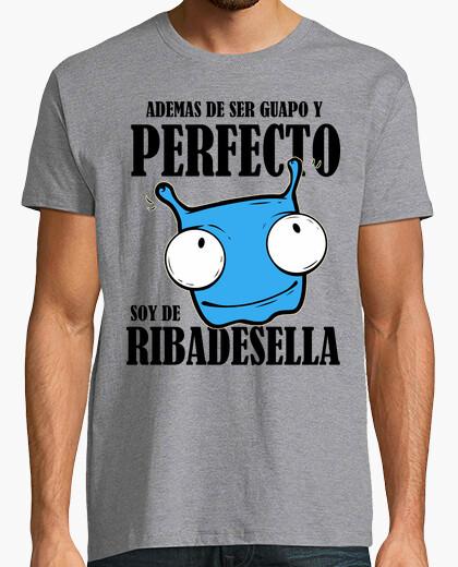 T-shirt riosellano - fondo chiaro - uomo,...