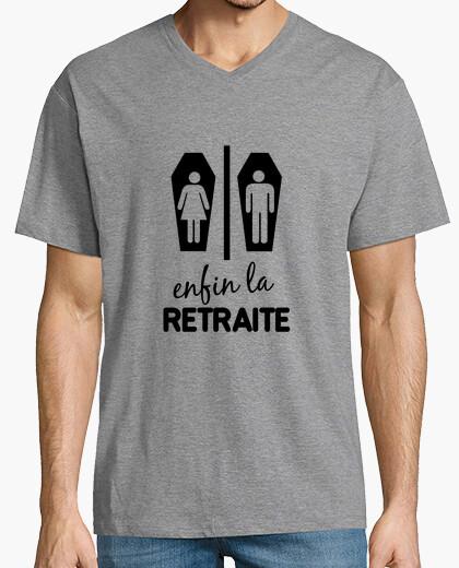 T-shirt ritiro