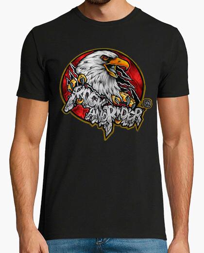T-shirt rock e rider originali