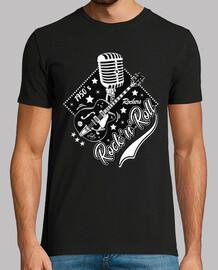 t-shirt rock vintage rock e roll vintage rockabilly 1950 rockers usa