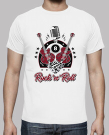 t-shirt rockabilly rock and roll vintage rockers