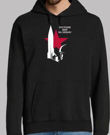 t-shirt rocket cccp