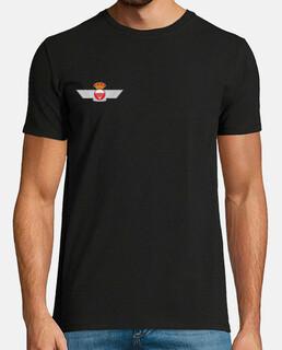 t-shirt rokiski paracadutista mod.1 spagnolo