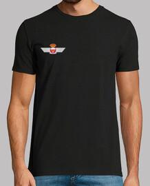 t-shirt rokiski spanish paratrooper mod.1