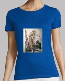 t-shirt rose floyd à la boliviana