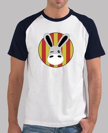 t-shirt ruc senyera baseball