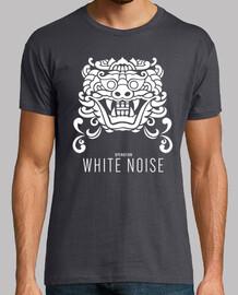 t-shirt rumore bianco
