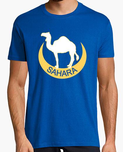 T-shirt sahara campaign mod.1