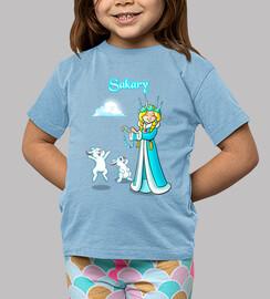 T-shirt Sakary Princess of The Snow-Camiseta