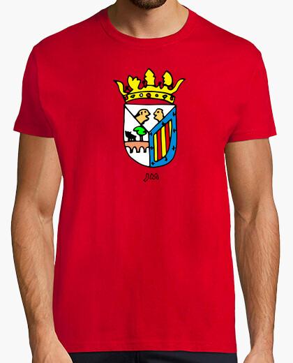 T-shirt salamanca scudo disegnato