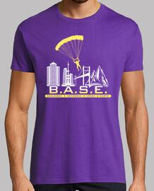 t-shirt saltare base mod.2
