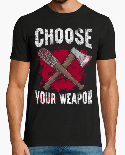 T-shirt scegli your arma