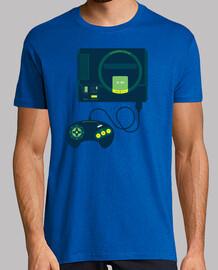 t-shirt sega genesis