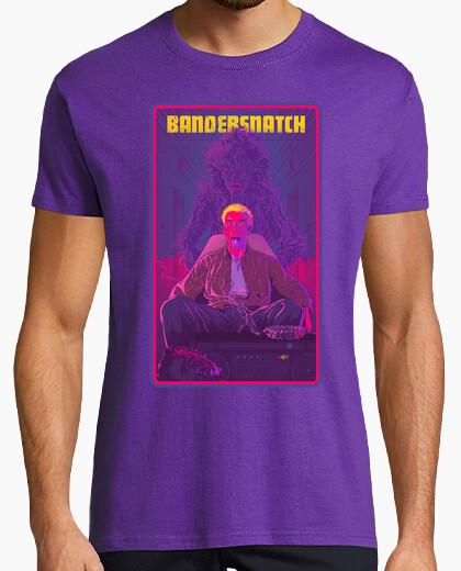 T-shirt segui colin ( band ersnatch)