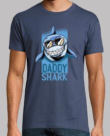 t-shirt shark daddy