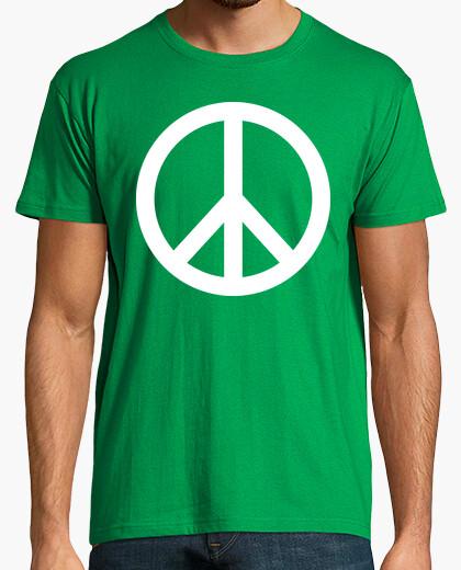 T-shirt simbolo di pace