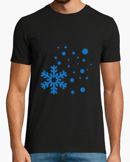 Tee-shirt T-Shirt Ski - Snowboard - Montagne