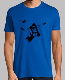 t-shirt skydiving mod.6