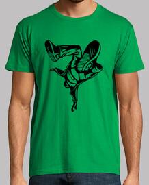 t-shirt skydiving mod.9