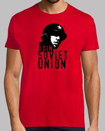 t-shirt soviet union join