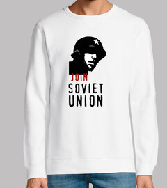 t-shirt soviet unirsi union