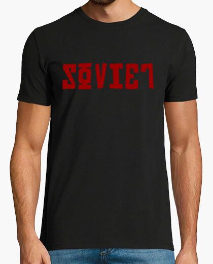 T-shirt sovietico