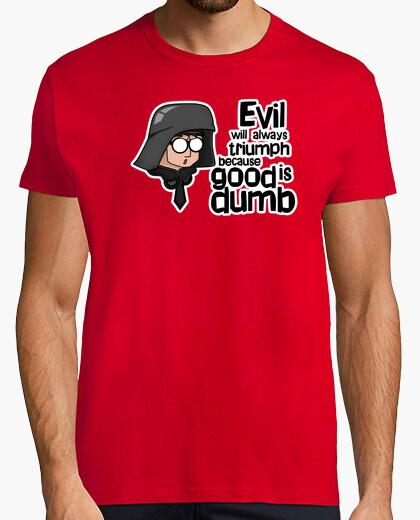 T-shirt spaceballs: dark casco