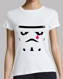 t-shirt stormtrooper déchirure