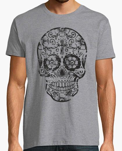 T-shirt sugarskull 4