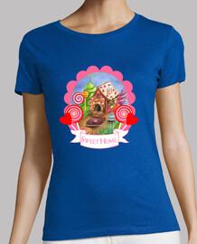 t-shirt sweet home