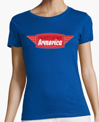 T-shirt sweet home armorica