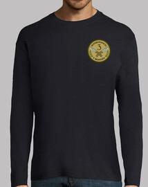 t-shirt t-shirt logo anteriore sym