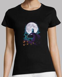 t-shirt tardis et cauchemars femme