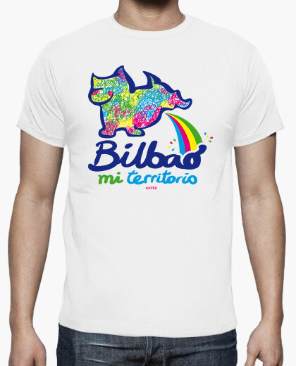 T-shirt territorio bilbao