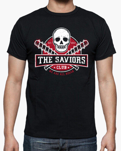 T-shirt The Saviors Club