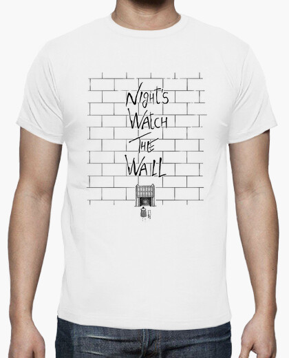 T-shirt the wall