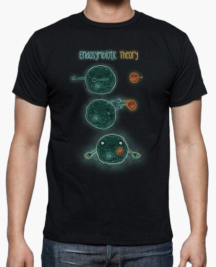 T-shirt theory endosimbiotica