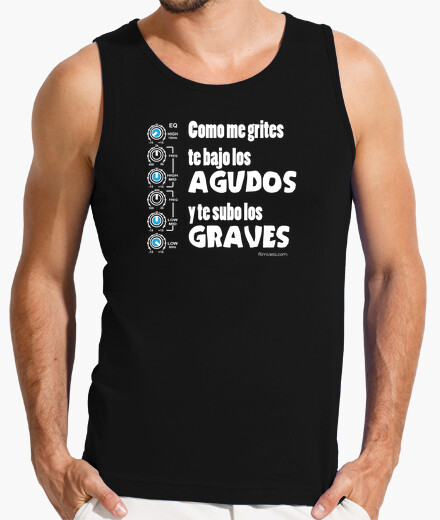 T-shirt thms006_como_grites